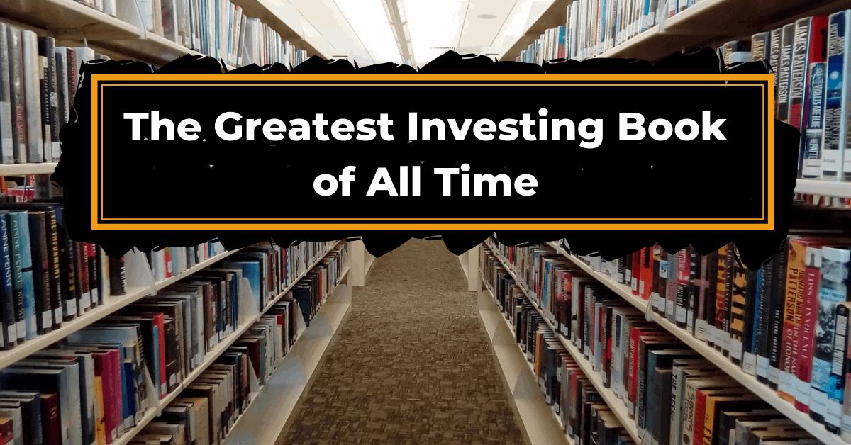 Best Stock Market Investing Book