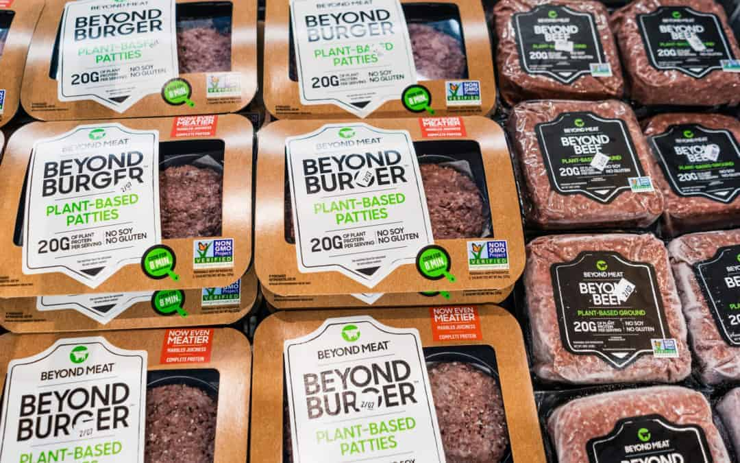 Stock of the Month: Beyond Meat Inc (BYND)