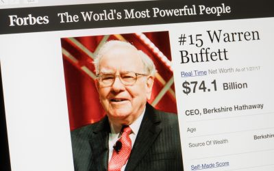 Stock of the Month: Berkshire Hathaway Inc (BRK.B)