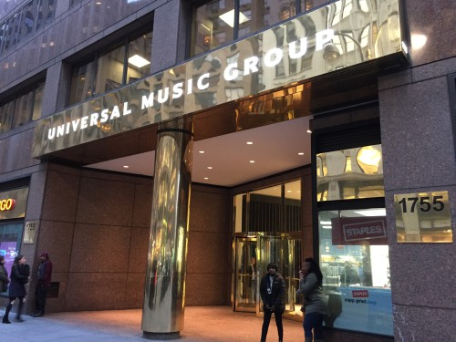 PSTH Universal Music Group SPAC Deal Explained